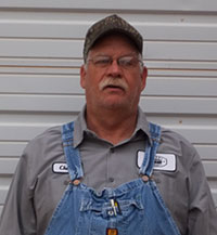Chuck Smith - Grant County Oklahoma District 1 Truck Driver