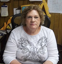 Donna Stepp - Grant County Oklahoma District 1 Secretary3