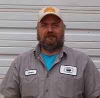 James Ott - Grant County Oklahoma District 1 Bridge Crew & Grader Operator