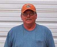 Johnny Smith - Grant County Oklahoma District 1 Shop Foreman