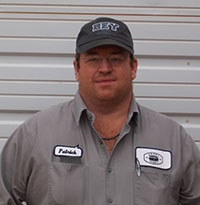 Patrick Stepp - Grant County Oklahoma District 1 Truck Driver