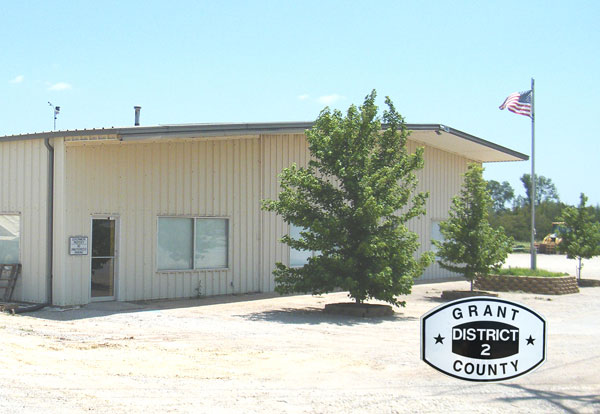 Grant County District 1 Building