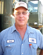 David Cink - Grant County District 2 Equipment Operator