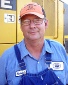 Richard Metcalf - Grant County District 2 Grader Operator - Heavy Equiptment Operator - Bridge Crew
