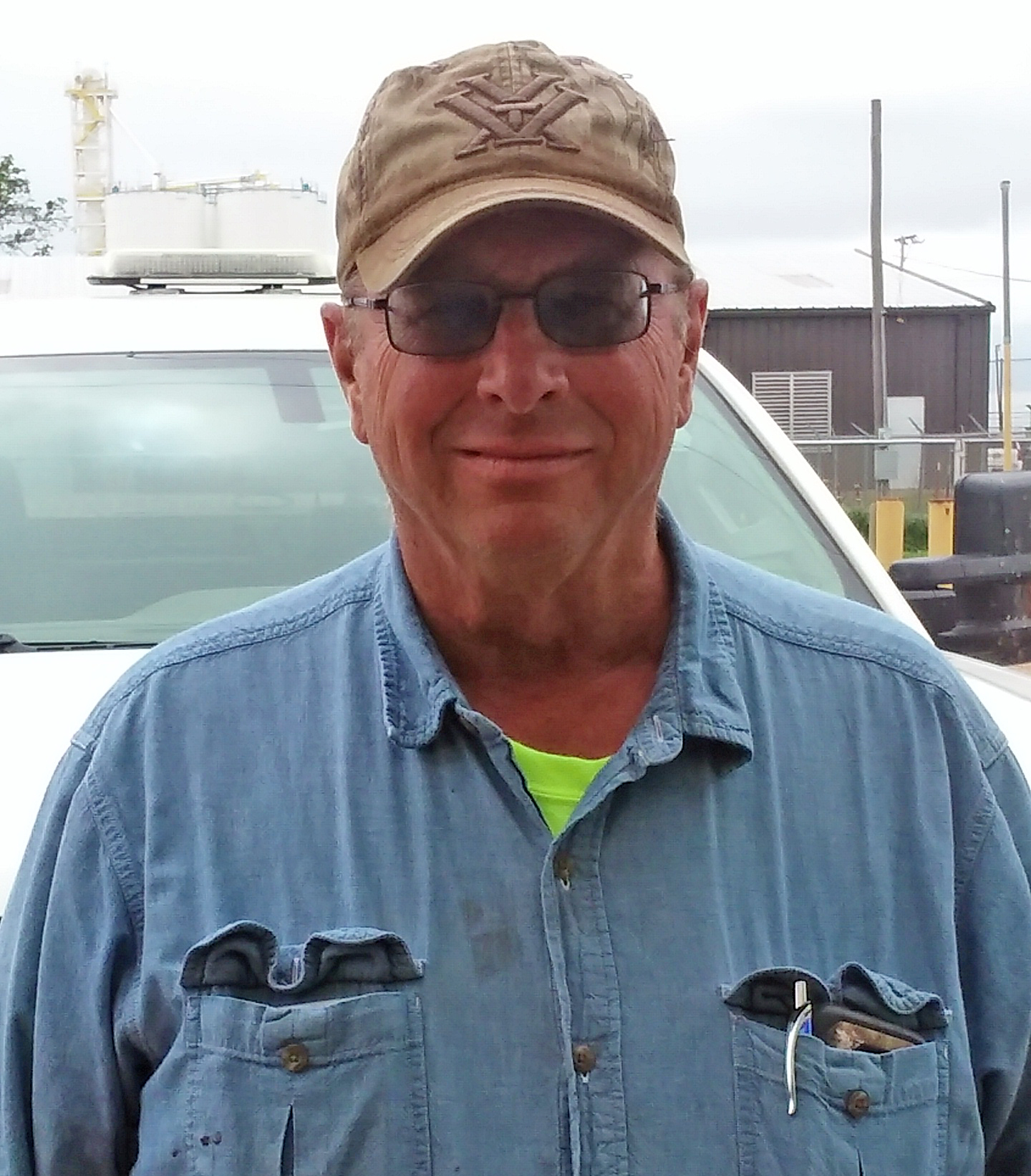 Dean Veitl - Grant County Oklahoma District Foreman