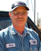 Dean Hull - Grant County Oklahoma District 3 Mechanic - 1st Deputy