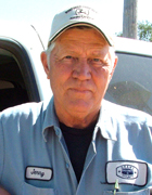 Jerry Thomas - Grant County Oklahoma District 3 Road Foreman