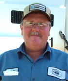 Monty Stowers - Grant County District 3 Bridge Crew - Truck Driver - Backhoe Operator