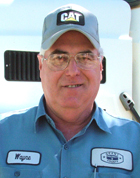 Wayne Herod - Grant County Oklahoma District 3 Truck Driver