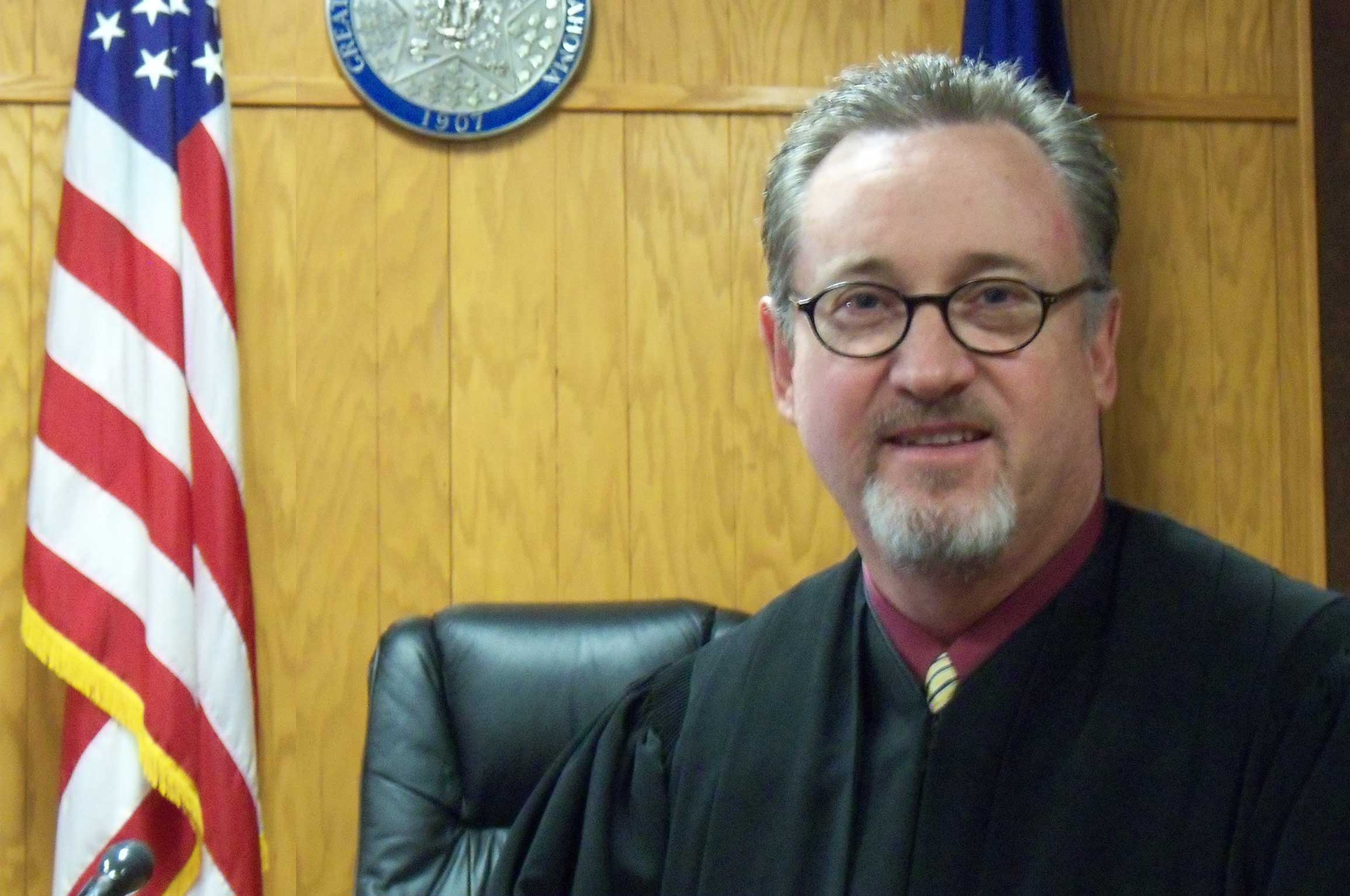 Grant County Oklahoma Associate District Judge: Hon. Jack D. Hammontree
