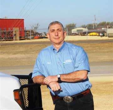 Rich Donaldson, Grant County Oklahoma Emergency Management and Safety Director