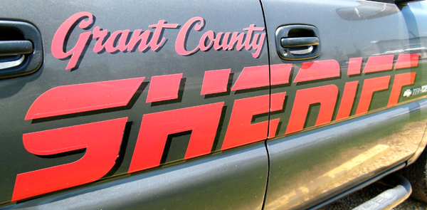 Grant County Oklahoma Sheriff Department